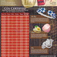 Read more about Taka Jewellery GIA Certified Diamonds Promo @ Mandarin Orchard 27 Nov - 1 Dec 2013