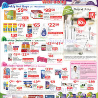 Read more about NTUC Unity Health Offers & Promotions 1 - 28 Nov 2013