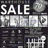 Read more about YG Marketing Warehouse SALE Up To 70% OFF @ Safra 15 - 17 Nov 2013
