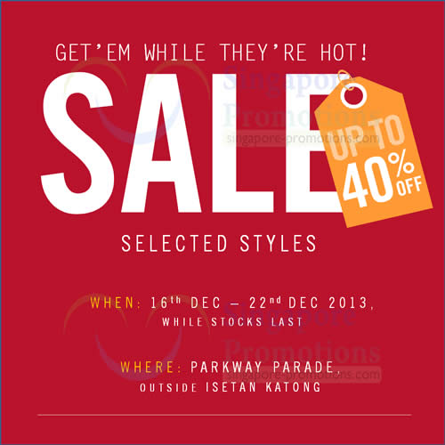 16 Dec Fitflop Up to 40 Percent Off