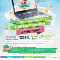 Read more about Starhub Smartphones, Tablets, Cable TV & Mobile/Home Broadband Offers 14 - 20 Dec 2013