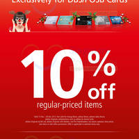 Read more about Adidas 10% OFF Storewide Promo 15 Nov - 29 Dec 2013