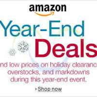 Read more about Amazon Year End Deals Promotion Highlights & Offers 26 Dec 2013 - 1 Jan 2014
