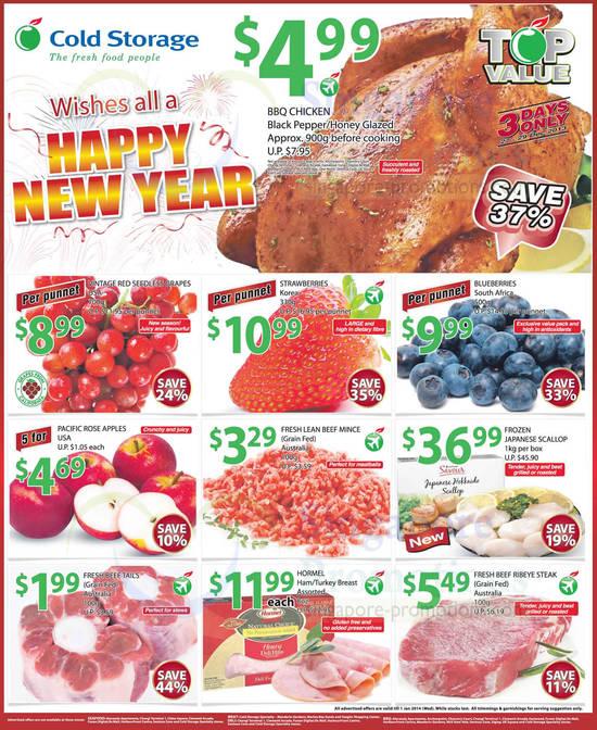 BBQ Chicken 4.99, Groceries