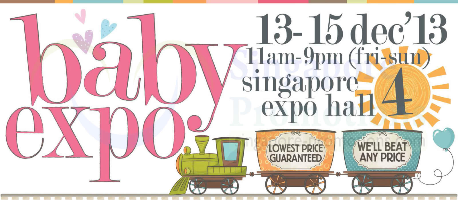 Baby Expo Dec 2013 Event Details