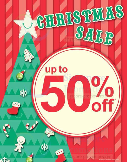 Bossini Christmas Sale