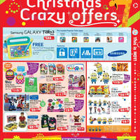 "Read more about Toys ""R"" Us & Babies ""R"" Us Christmas Promotion Offers 7 - 26 Dec 2013"