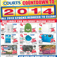 Read more about Courts One Day Offers 27 Dec 2013