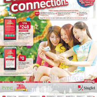 Read more about Singtel Smartphones, Tablets, Home / Mobile Broadband & Mio TV Offers 21 - 27 Dec 2013
