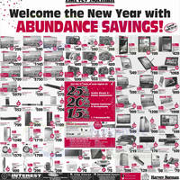 Read more about Harvey Norman TVs, Audio Visual & Other Electronics Offers 28 Dec 2013 - 3 Jan 2014