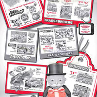 Read more about Hasbro Toys Christmas Offers 12 Dec 2013
