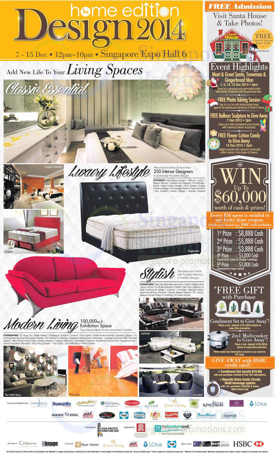 Interior Designers, Furniture Brands, Furnishing Brands, Lucky Draw, Event Highlights