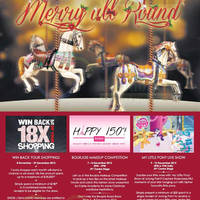 Read more about Jurong Point Merry All Round Promotions & Activities 8 Nov - 29 Dec 2013