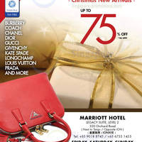 Read more about LovethatBag Branded Handbags Sale Up To 75% Off @ Marriott Hotel 20 - 22 Dec 2013