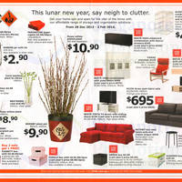 Read more about IKEA Lunar New Year Promo Offers 26 Dec 2013 - 2 Feb 2014