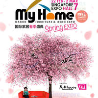 Read more about My Home Spring Expo @ Singapore Expo 22 Feb - 2 Mar 2014