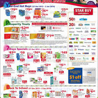 Read more about NTUC Unity Health Offers & Promotions 27 Dec 2013 - 31 Jan 2014
