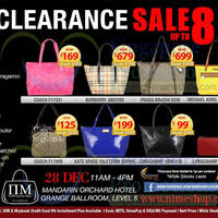 Read more about Nimeshop Branded Handbags, Sunglasses & Footwear Sale Up To 80% Off 28 Dec 2013