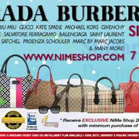 Read more about Nimeshop Branded Handbags, Sunglasses & Footwear Sale Up To 70% Off @ Singapore Expo 7 Dec 2013