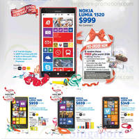 Read more about Nokia Lumia Smartphones No Contract Offers 7 Dec 2013
