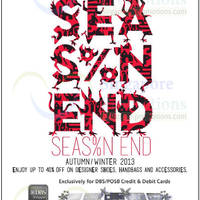 Read more about On Pedder End of Season SALE 14 Dec 2013