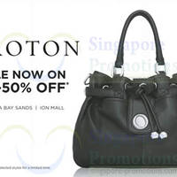 Read more about Oroton Up To 50% OFF SALE 6 Dec 2013