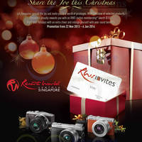 Read more about Panasonic Digital Cameras & Camcorders Promotion Offers Price List 22 Nov 2013 - 31 Jan 2014