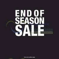 Read more about Samsonite End of Season Sale @ Islandwide 5 Dec 2013 - 2 Feb 2014