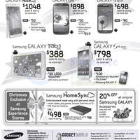 Read more about Samsung Galaxy Smartphones No Contract Price List Offers 14 Dec 2013