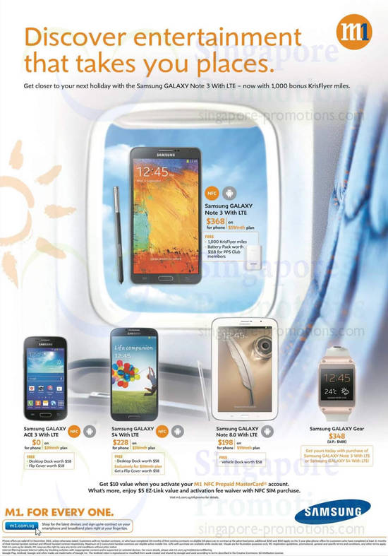 Samsung Galaxy Note 3, Samsung Galaxy Ace 3, Samsung Galaxy S4, Samsung Galaxy Note 8.0, Samsung Galaxy Gear