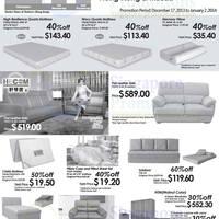 Sea Horse Furniture Promo Offers 17 Dec 2017 2 Jan