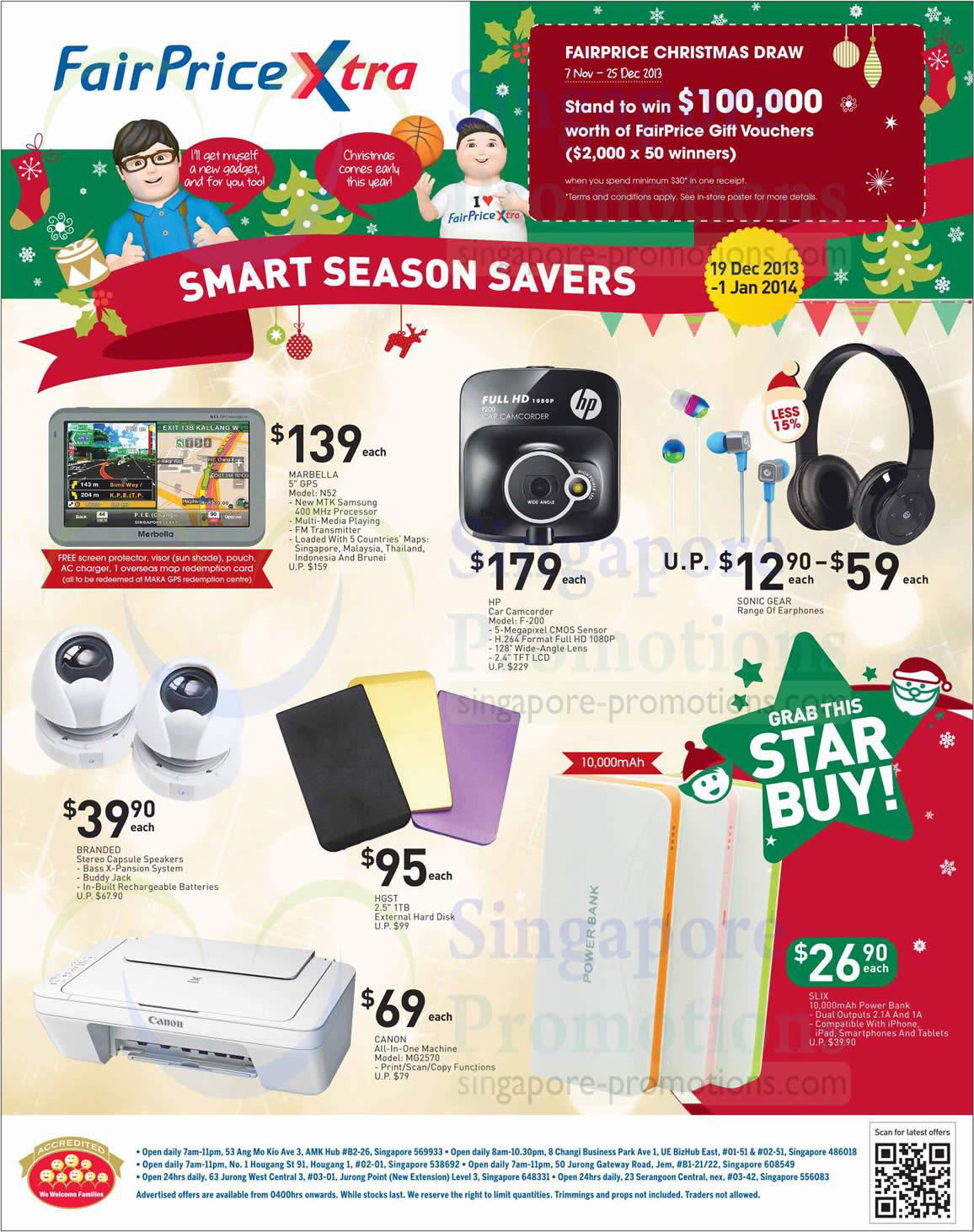 Baby Gift Ntuc : Season savers gps camcorders printer headphone ? ntuc