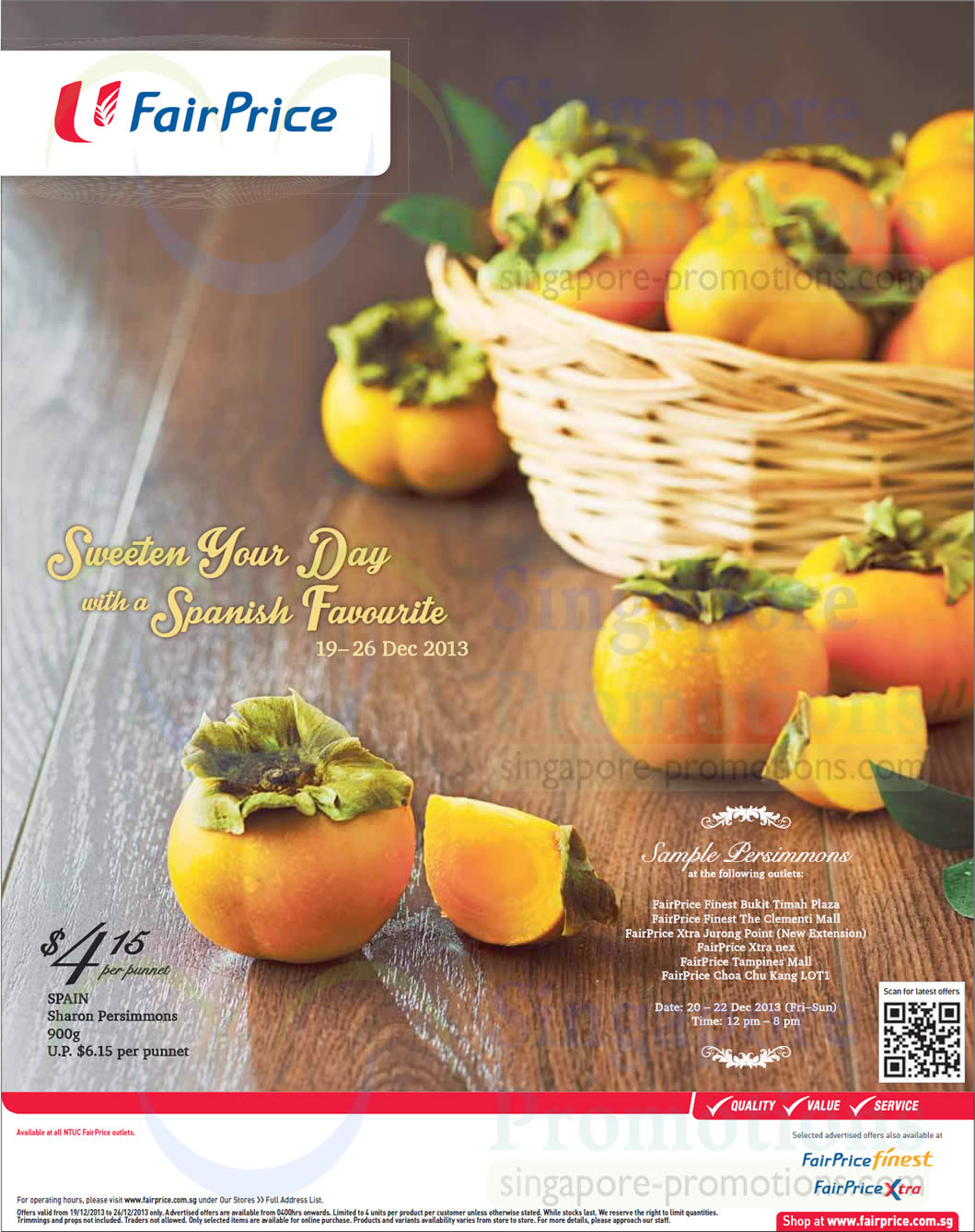 Spain Sharon Persimmons