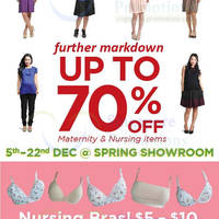 Read more about Spring Maternity & Baby Up To 70% OFF @ Hoi Hup Building 5 - 22 Dec 2013