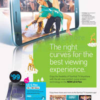 Read more about Starhub Smartphones, Tablets, Cable TV & Mobile/Home Broadband Offers 21 - 27 Dec 2013
