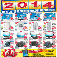 Read more about Courts Countdown To 2014 Offers 28 - 31 Dec 2013
