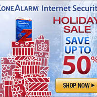 Read more about ZoneAlarm 50% OFF Holiday Sale Promotion 16 - 31 Dec 2013