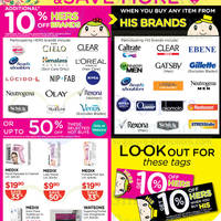Read more about Watsons Personal Care, Health, Cosmetics & Beauty Offers 23 - 29 Jan 2014