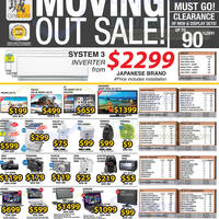 Read more about Gain City Up To 90% OFF Moving Out SALE @ Sun Plaza 11 - 19 Jan 2014