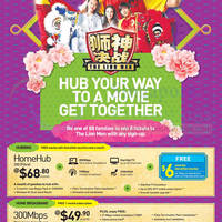 Read more about Starhub Smartphones, Tablets, Cable TV & Mobile/Home Broadband Offers 11 - 17 Jan 2014
