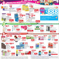 Read more about NTUC Unity Health Offers & Promotions 29 Jan - 13 Feb 2014