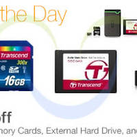 Read more about Amazon Up to 50% OFF Transcend Memory Cards & SSDs Promo 27 - 28 Jan 2014