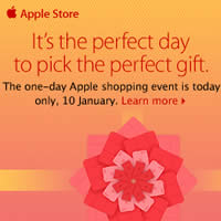 Read more about Apple Singapore Store ONE DAY Promotion Shopping Event 10 Jan 2014