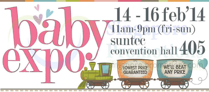 Baby Expo Feb 2014 Event Details