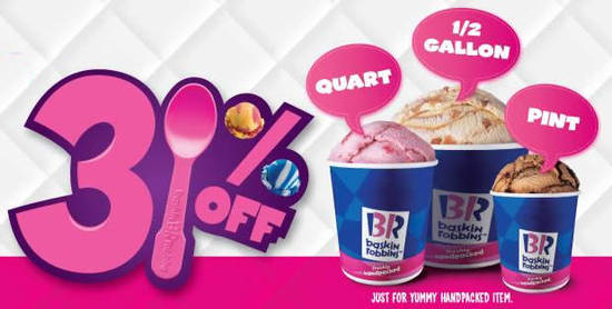 BaskinRobbins Feat 31 Mar 2016