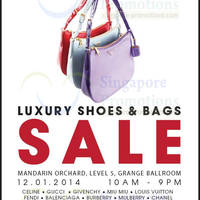 Read more about Brandsfever Handbags & Footwear Sale Up To 80% Off @ Mandarin Orchard 12 Jan 2014