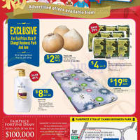 Read more about NTUC Fairprice Electronics, Appliances, Groceries & Personal Care Offers 9 - 22 Jan 2014