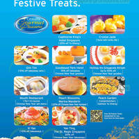 Read more about Citibank Up To 50% OFF Festive Treats 5 Jan - 14 Feb 2014