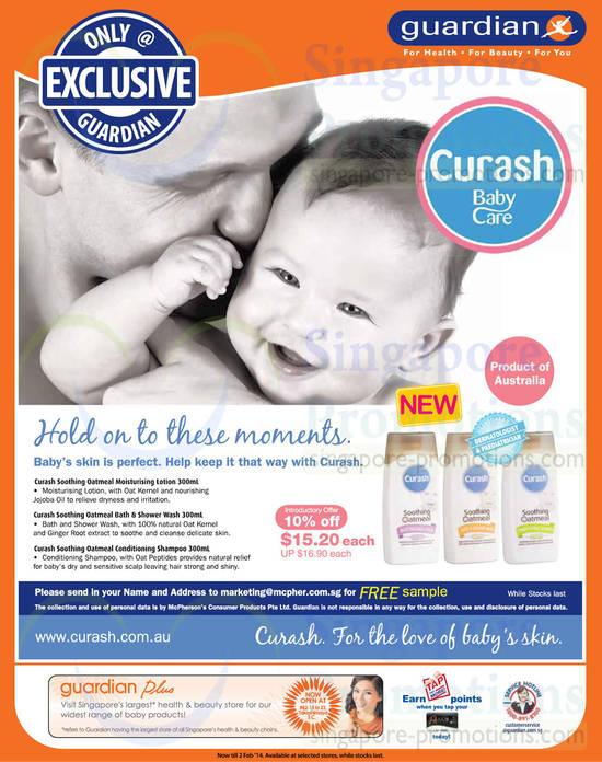 Curash Baby Care