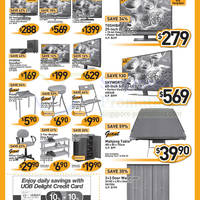Read more about Giant TVs & Household Promo Offers 10 - 23 Jan 2014